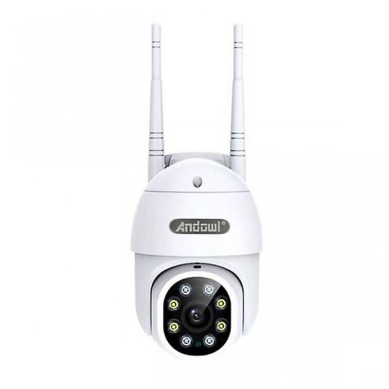 59.9 - Έγχρωμη Ρομποτική IP Κάμερα WIFI με Νυχτερινή Λήψη