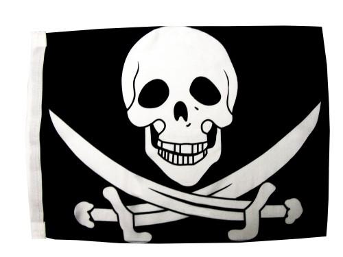 5.96 - Σημαία Πειρατική Μήκους 50cm