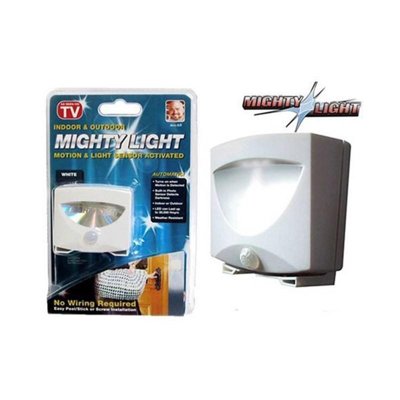 Φωτάκι με Αισθητήρα Κίνησης-Mighty Light