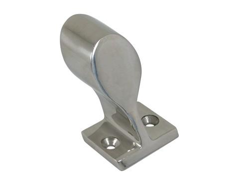 10.44 - Τελείωμα Σωλήνα Λοξό 60º Διαμέτρου 22mm