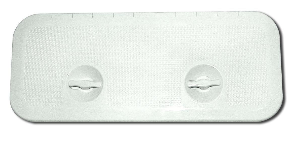 41.73 - ΠΟΡΤΑΚΙΑ EVAL ΟΡΘΟΓΩΝΙΑ ΧΡΩΜΑΤΟΣ ΓΚΡΙ 173mm x 530mm