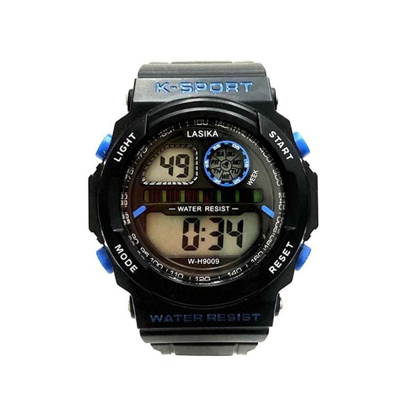 Αδιάβροχο Ρολόι με Ψηφιακό Χρονογράφο S-Sport