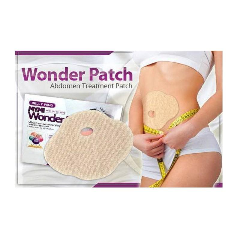5.9 - Αυτοκόλλητα Επιθέματα Μεγάλου Μεγέθους για την Καταπολέμηση του Τοπικού Πάχους στην Κοιλιά-Wonder Patch