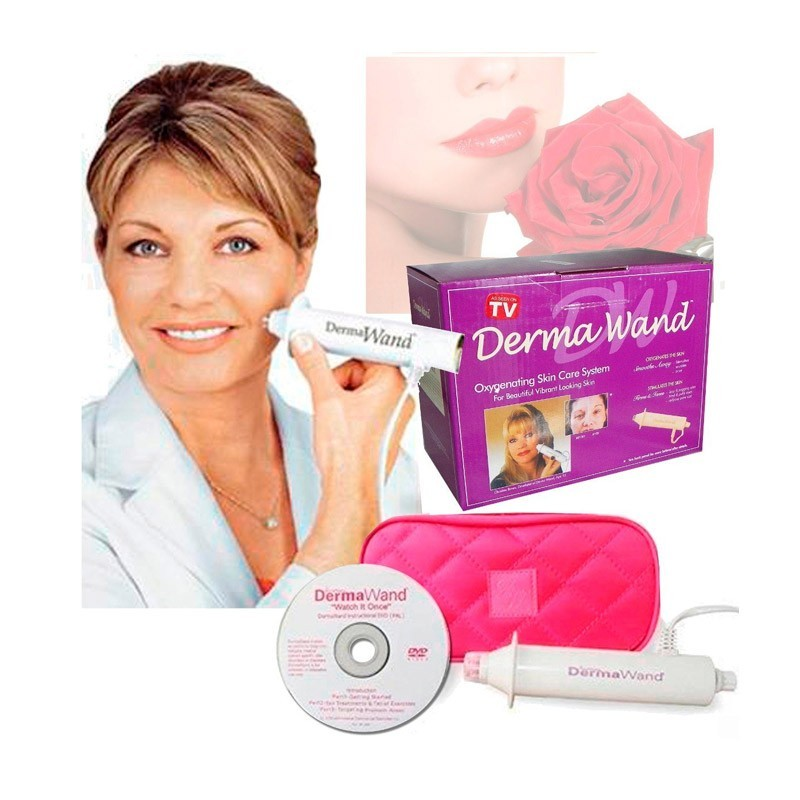 Derma Wand Oxycare - Συσκευή Καθαρισμού για το Δέρμα