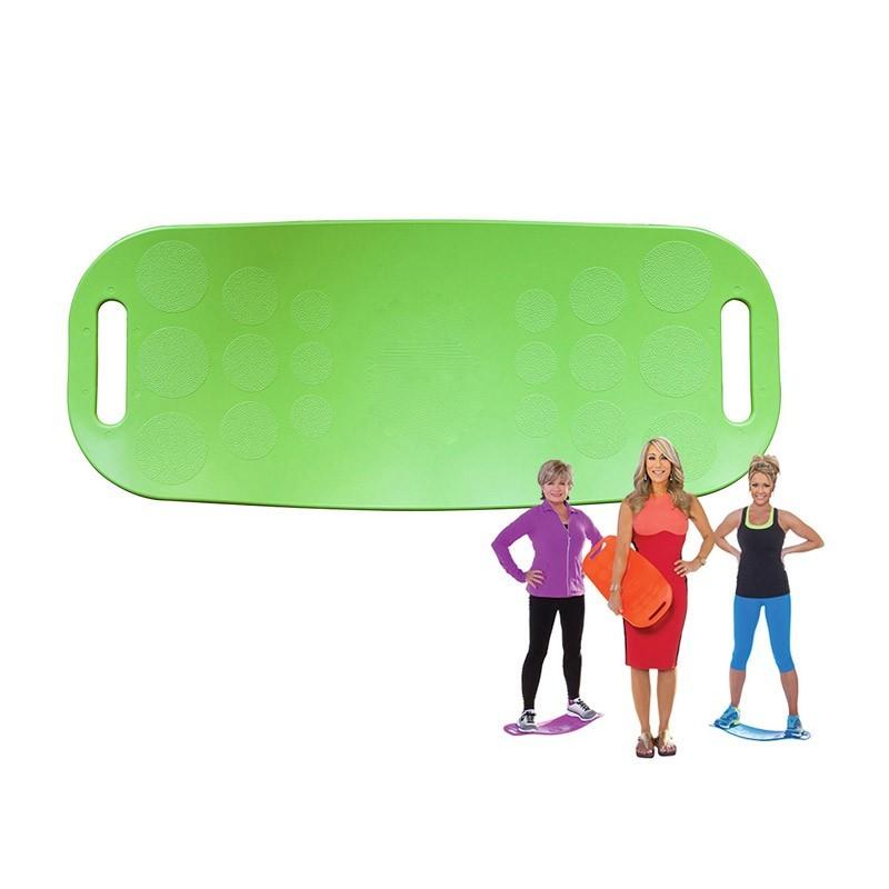 Δίσκος Ισορροπίας Γυμναστικής Simply Fit Χρώματος Πράσινο