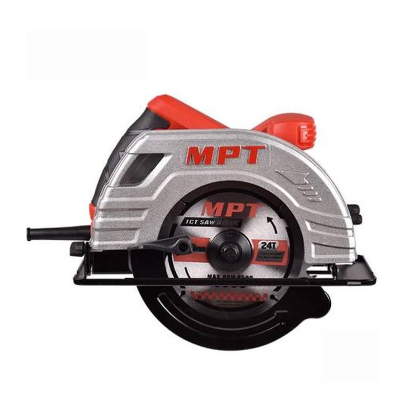 Επαγγελματικό Ηλεκτρικό Δισκοπρίονο 1380W- MPT MCS1803