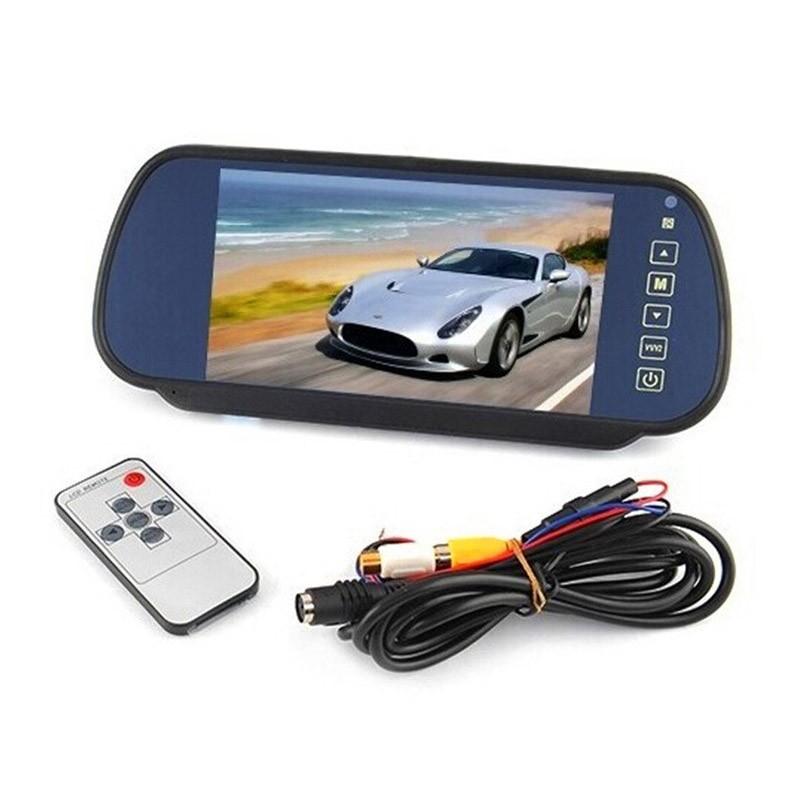 Καθρέπτης Αυτοκινήτου με Κάμερα Οπισθοπορείας και Bluetooth