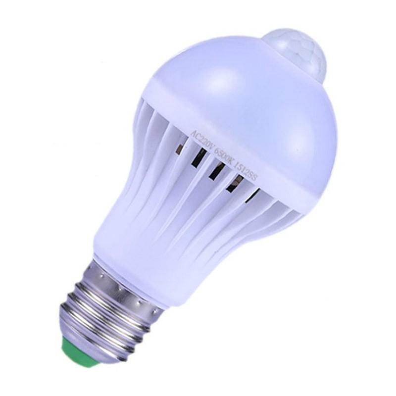 Λάμπα LED με Αισθητήρα Κίνησης 9W
