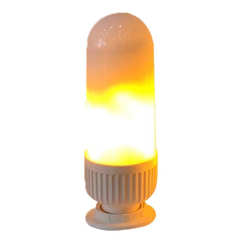 Λάμπα LED με Εφέ Φλόγα 6 W