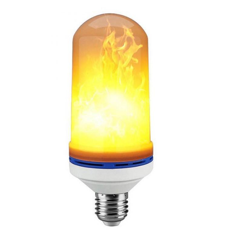Λάμπα LED με Εφέ Φλόγα 9 W