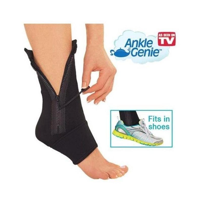 Προστατευτικό Αστραγάλου με Φερμουάρ - Ankle Genie