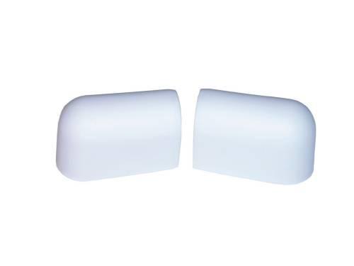 15.4 - Τελείωμα Περιμετρικού Ελαστικού Λευκό - Συσκευασία Των 10 Τεμαχίων