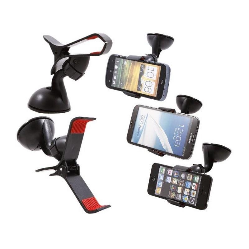 6.9 - Βάση Στήριξης Αυτοκινήτου για Smartphones - Mp3 - GPS