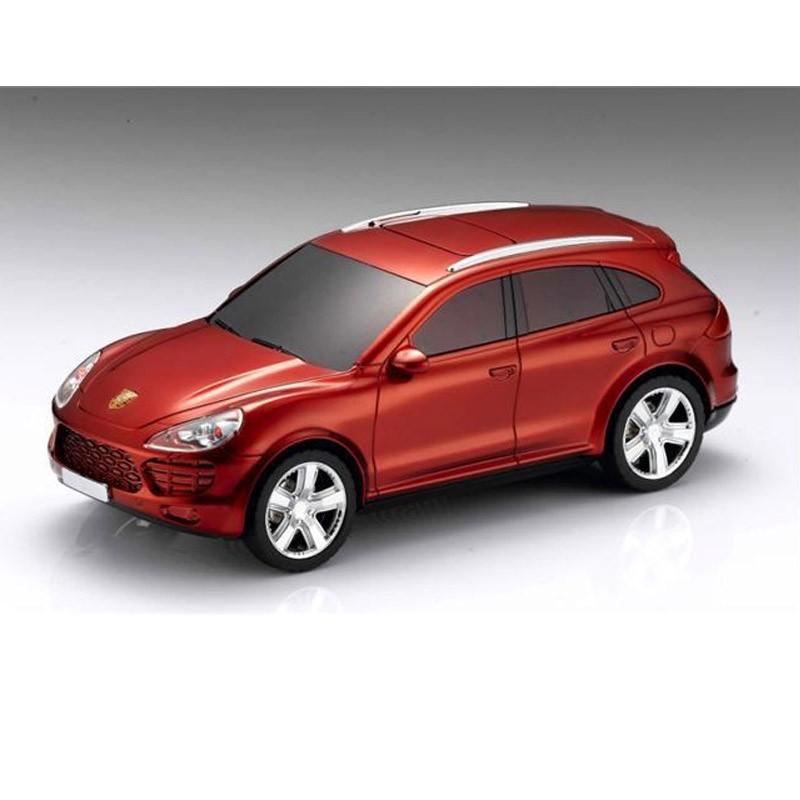 Φορητό Ηχείο MP3 Player ''Porsche Cayenne'' Χρώματος Κόκκινο