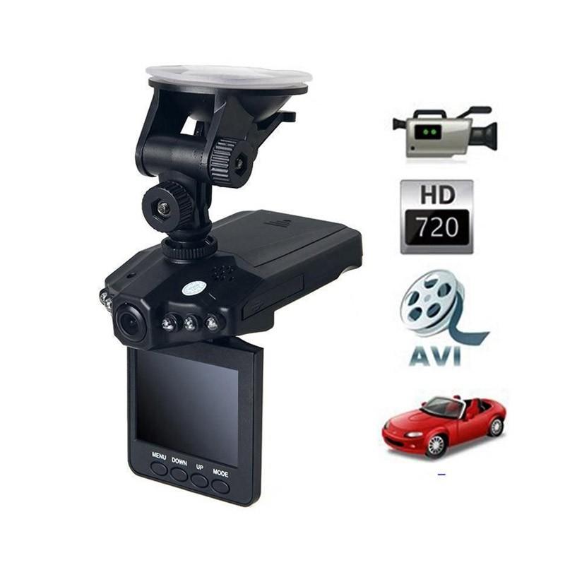 Καταγραφικό Κάμερα Αυτοκινήτου με Οθόνη LCD 2,5'' Ανίχνευση Κίνησης & Νυχτερινή Λήψη