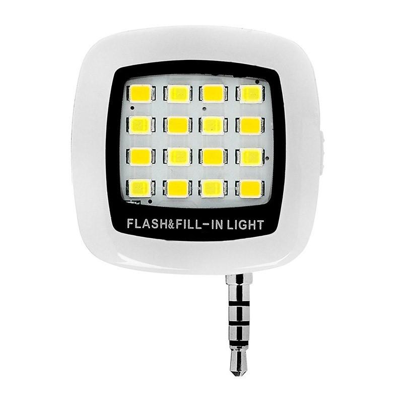 Μίνι LED Φακός για Smartphones και Tablet