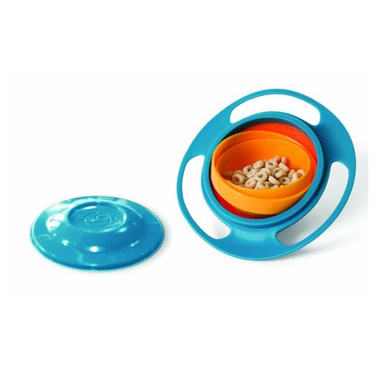 9.9 - Περιστρεφόμενο Μπολ για Παιδιά Universal Gyro Bowl
