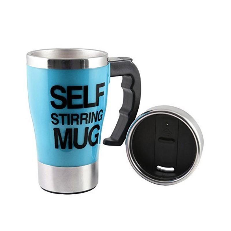 11.9 - Ποτήρι Μίξερ Self Stirring Mug