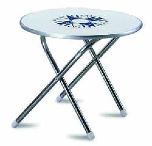 74.51 - Τραπέζι Στρογγυλό Πτυσσόμενο  Ø 60 x H 41cm