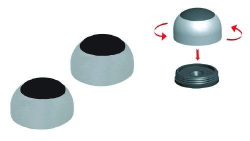 32.09 - Σύστημα Μαγνητικό Συγκράτησης Ντουλαπιών / Παραθύρων