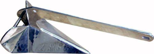 160.6 - Άγκυρα Inox Τύπου Δέλτα 6kg
