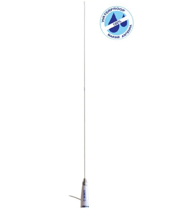 62.2 - Κεραία VHF Inox