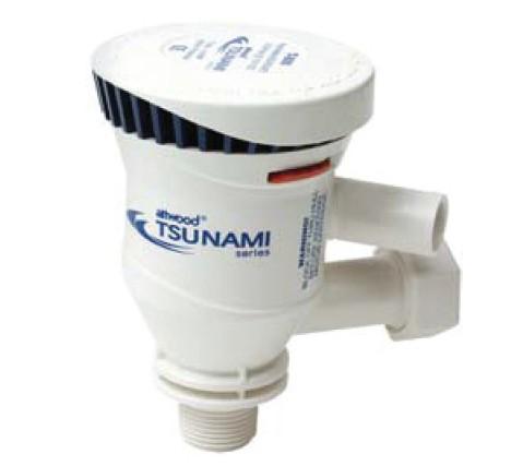 55.22 - Αντλία Tsunami Με 2 Εξόδους 50.5lt/min