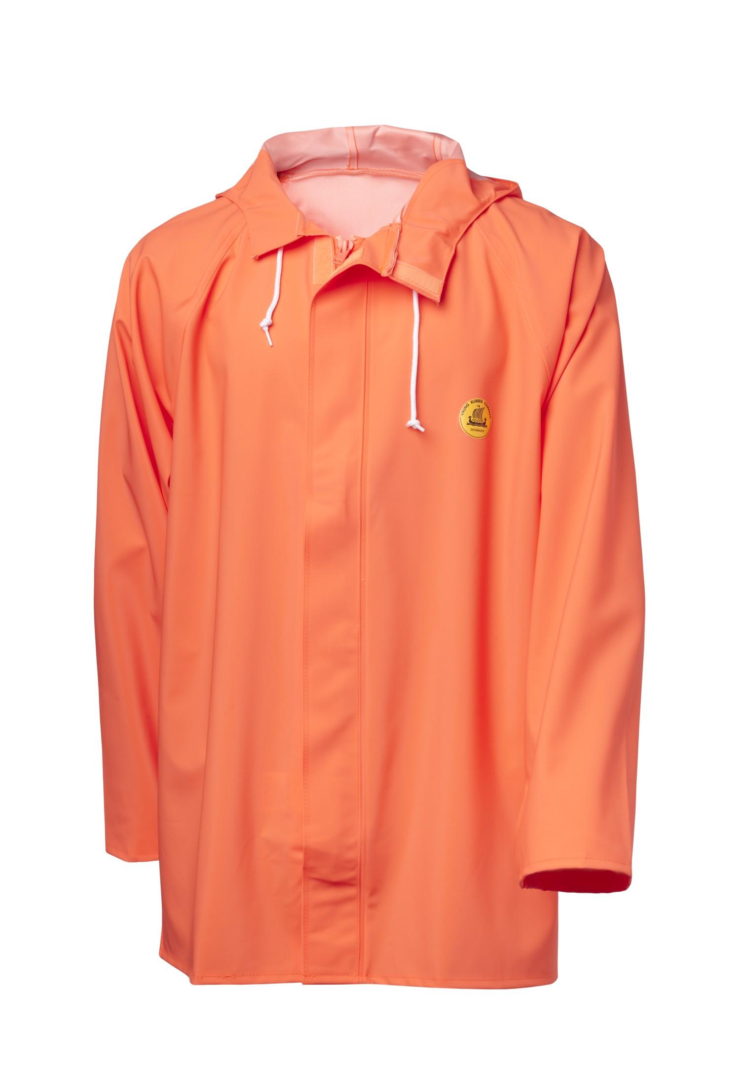55.24 - Σακάκι Νιτσεράδας Budget από την Viking Πορτοκαλί XL