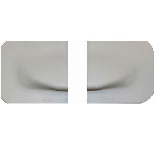 25.93 - Τερματικό Λάστιχο Για Φουσκωτά 100x95x30cm (Ζεύγος)