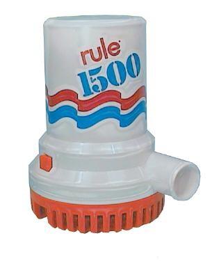 213.83 - Αντλία Σεντίνας Rule 2000 126lt/min 12V