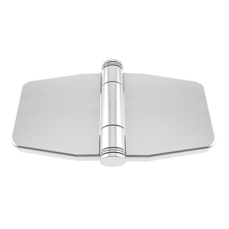 19.9 - Μεντεσές Inox Με Καπάκι Ενισχυμένος 39.6mm x 78mm