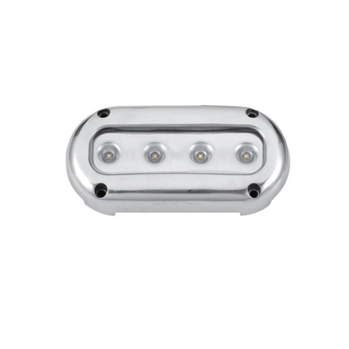 123.42 - Φως Υποβρύχιο LED L137.5xW68x24.3mm