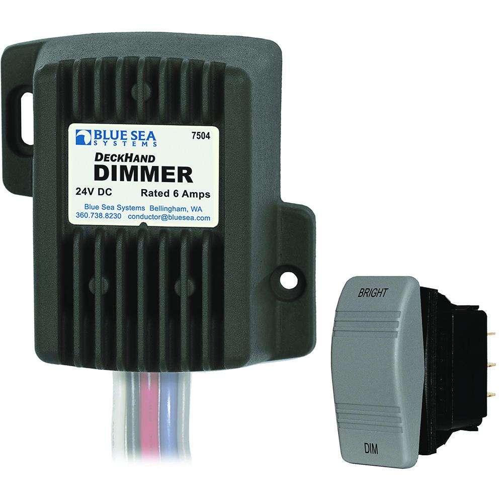 148.71 - Ψηφιακό Dimmer Φωτισμού 12 Amp 24V