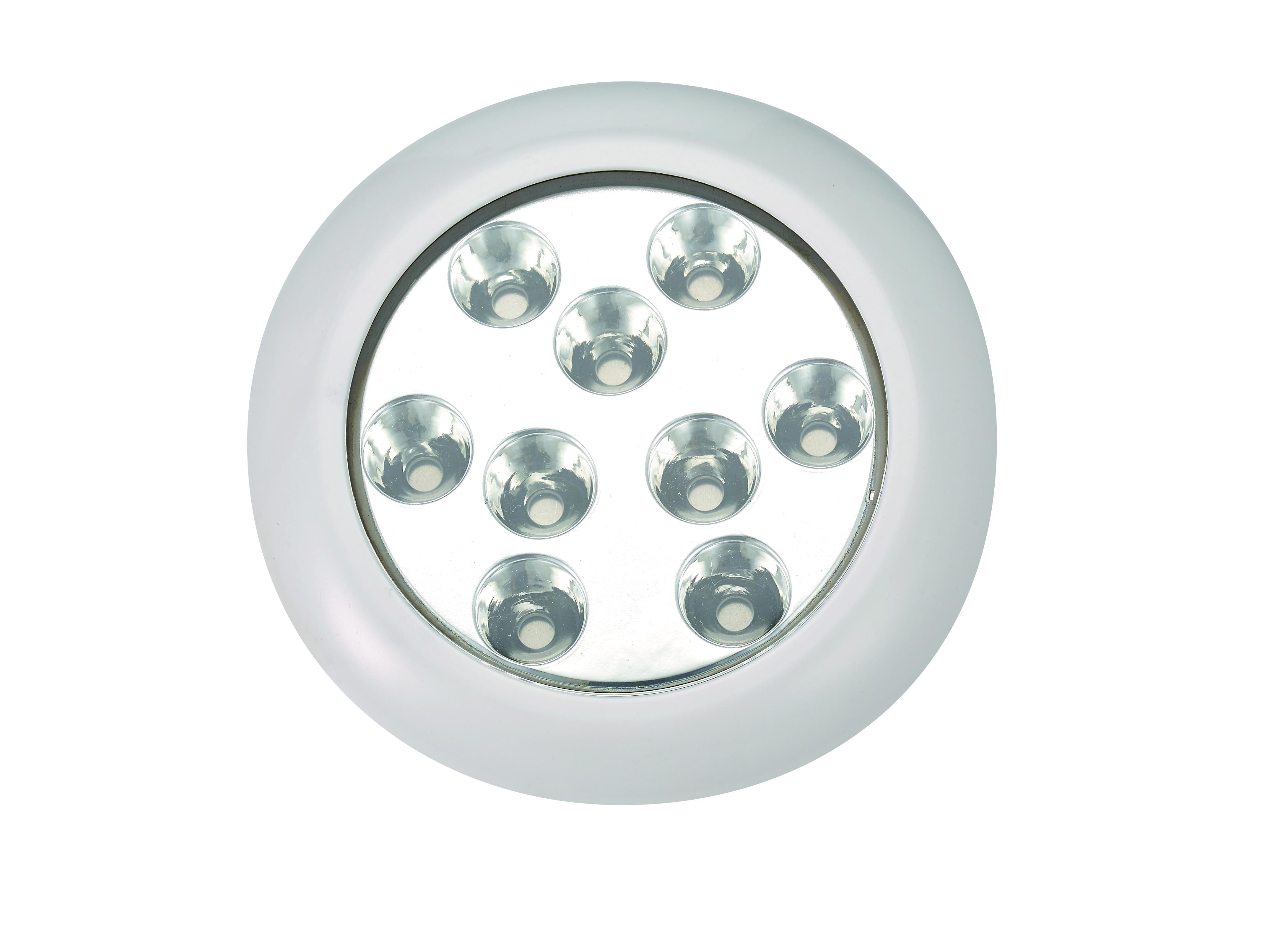77.08 - Φως LED Αδιάβροχο / Υποβρύχιο IP68 Μπλε