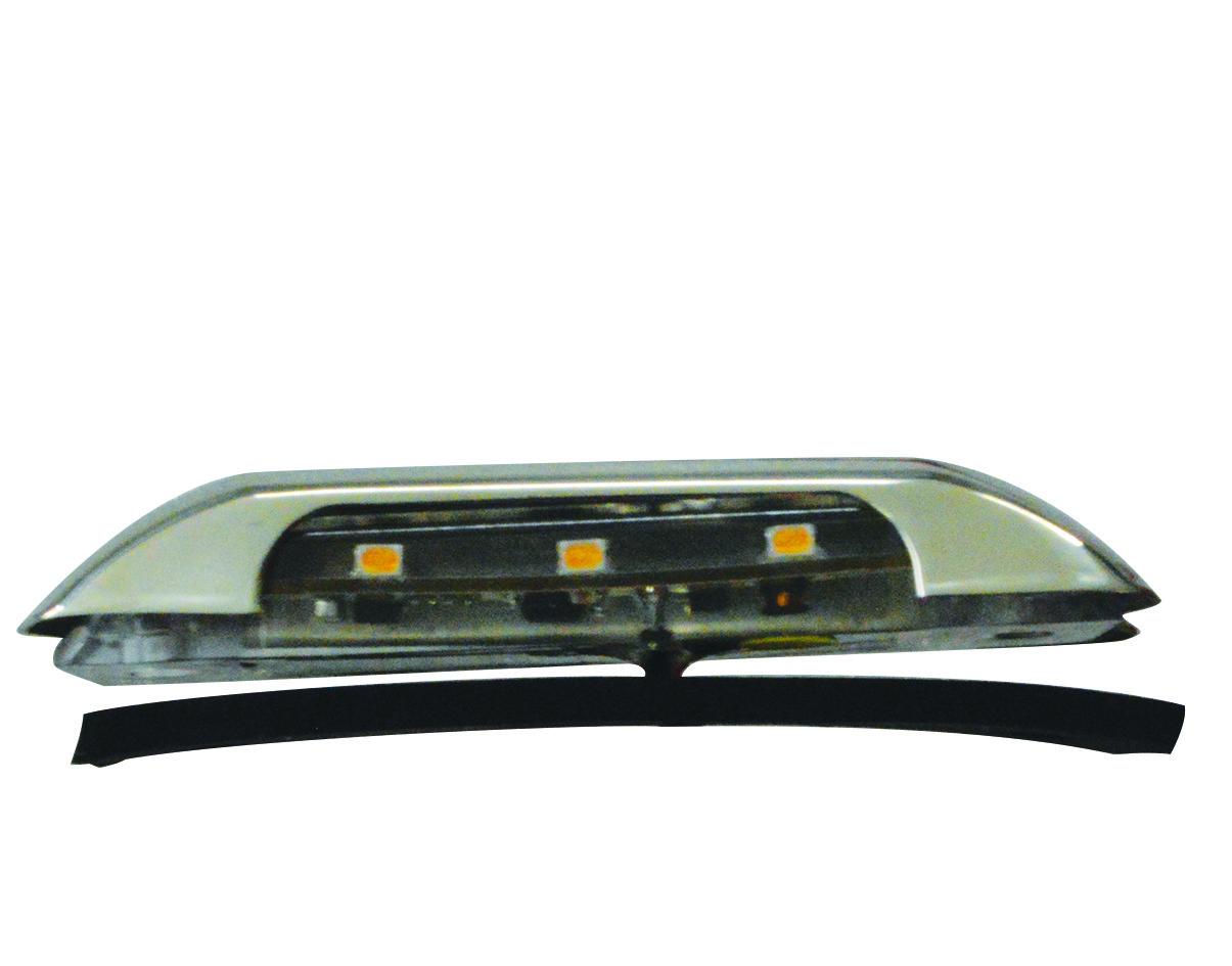 28.58 - Πλαφονιέρα LED Χρώματος Λευκού