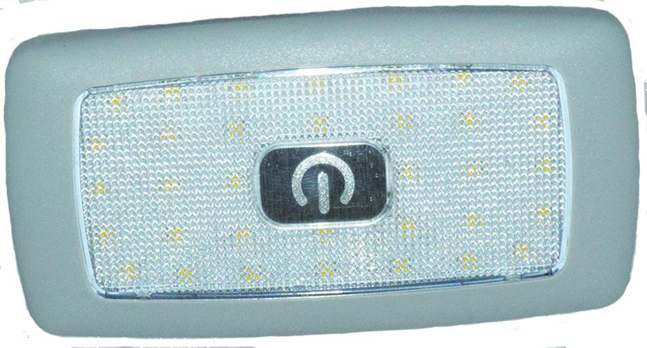 55.94 - Πλαφονιέρα Με 34 LED