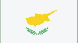 10.69 - Σημαία Κύπρου 50cm