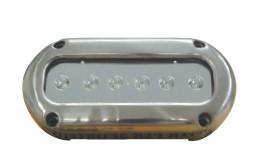 156.66 - Φως Υποβρύχιο LED L137.5xW68x24.3mm