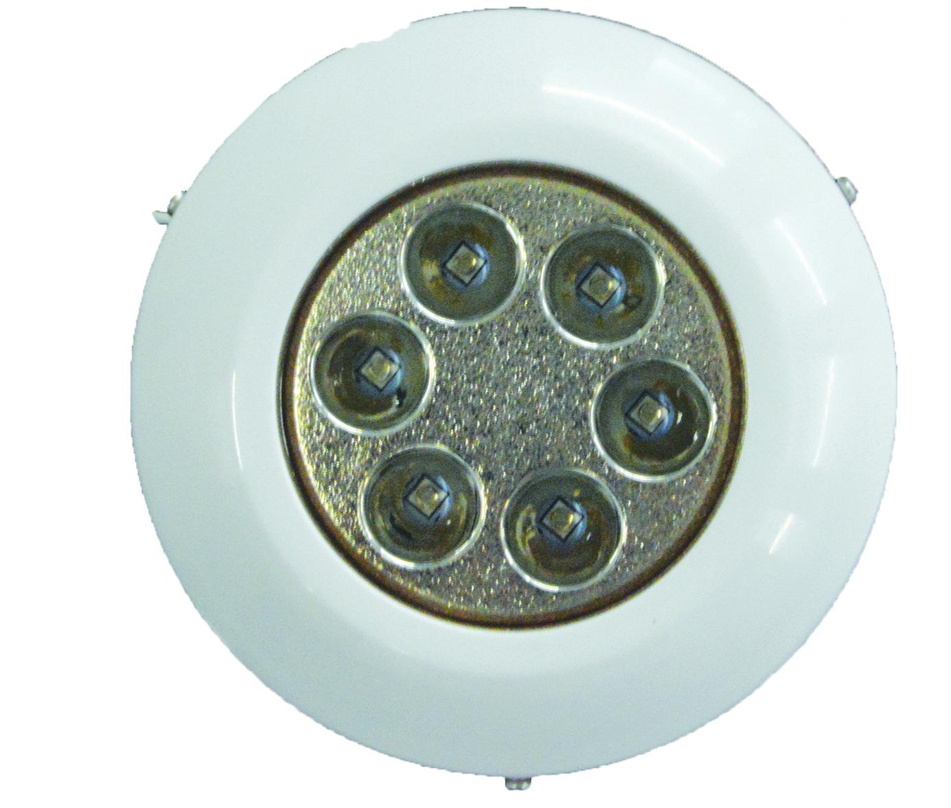 54.9 - Φως Υποβρύχιο LED 561 Lumen Ø 92xThickness22mm