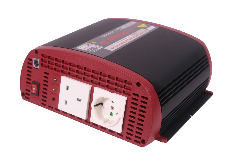 213.91 - Inverter Pro Power Q 12V 600W