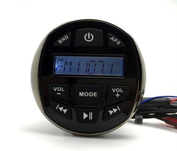 135.42 - Αδιάβροχο Mp3 Player Με Bluetooth 4x45W