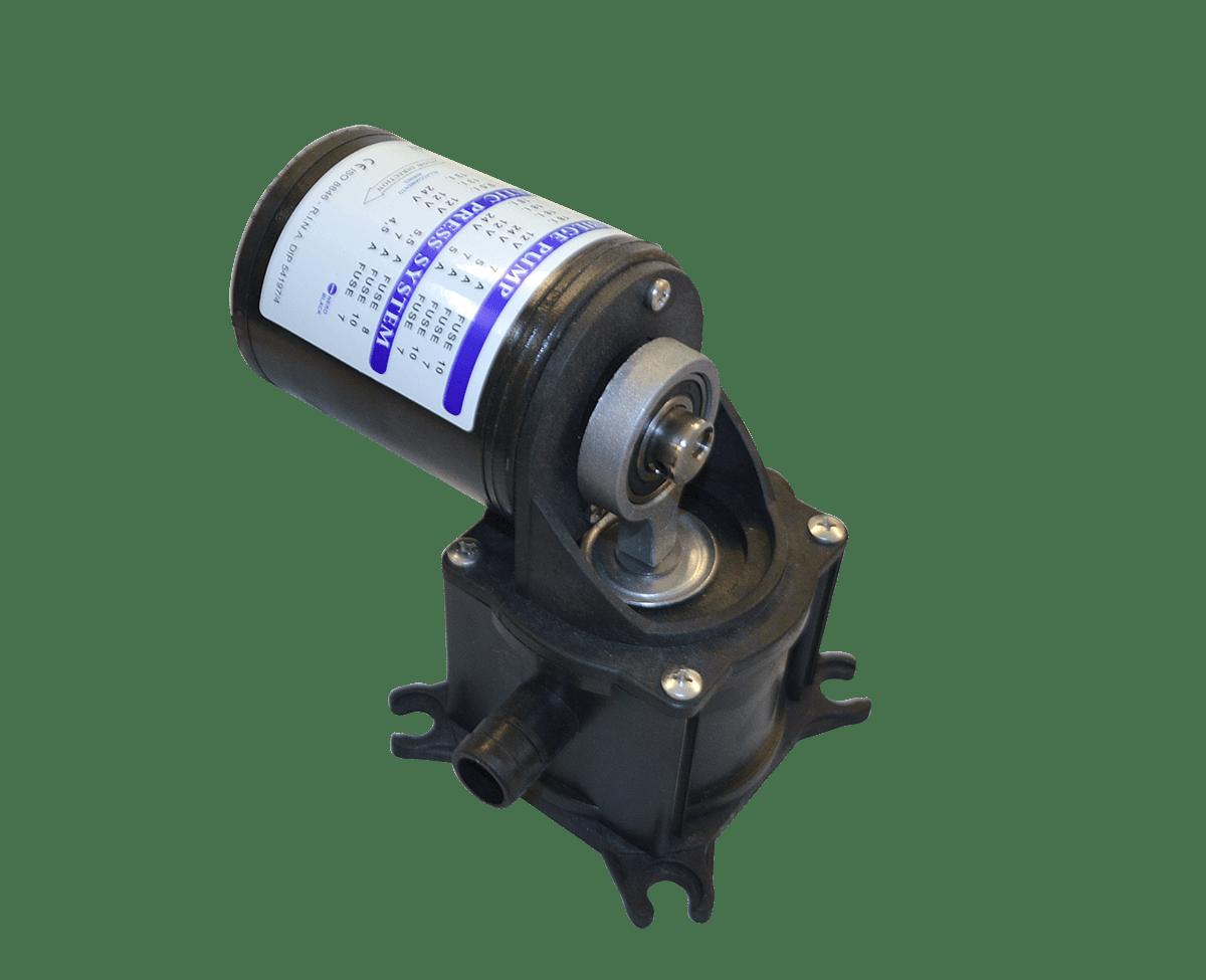 157.57 - Αυτόνομη Αντλία Νερού Διαφράγματος 20lt/min 12V