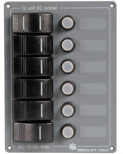127.39 - Ηλεκτρικός Πίνακας Ελέγχου