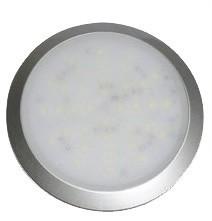 76.16 - Δίχρωμη Πλαφονιέρα LED Αδιάβροχη Διαμέτρου 196mm