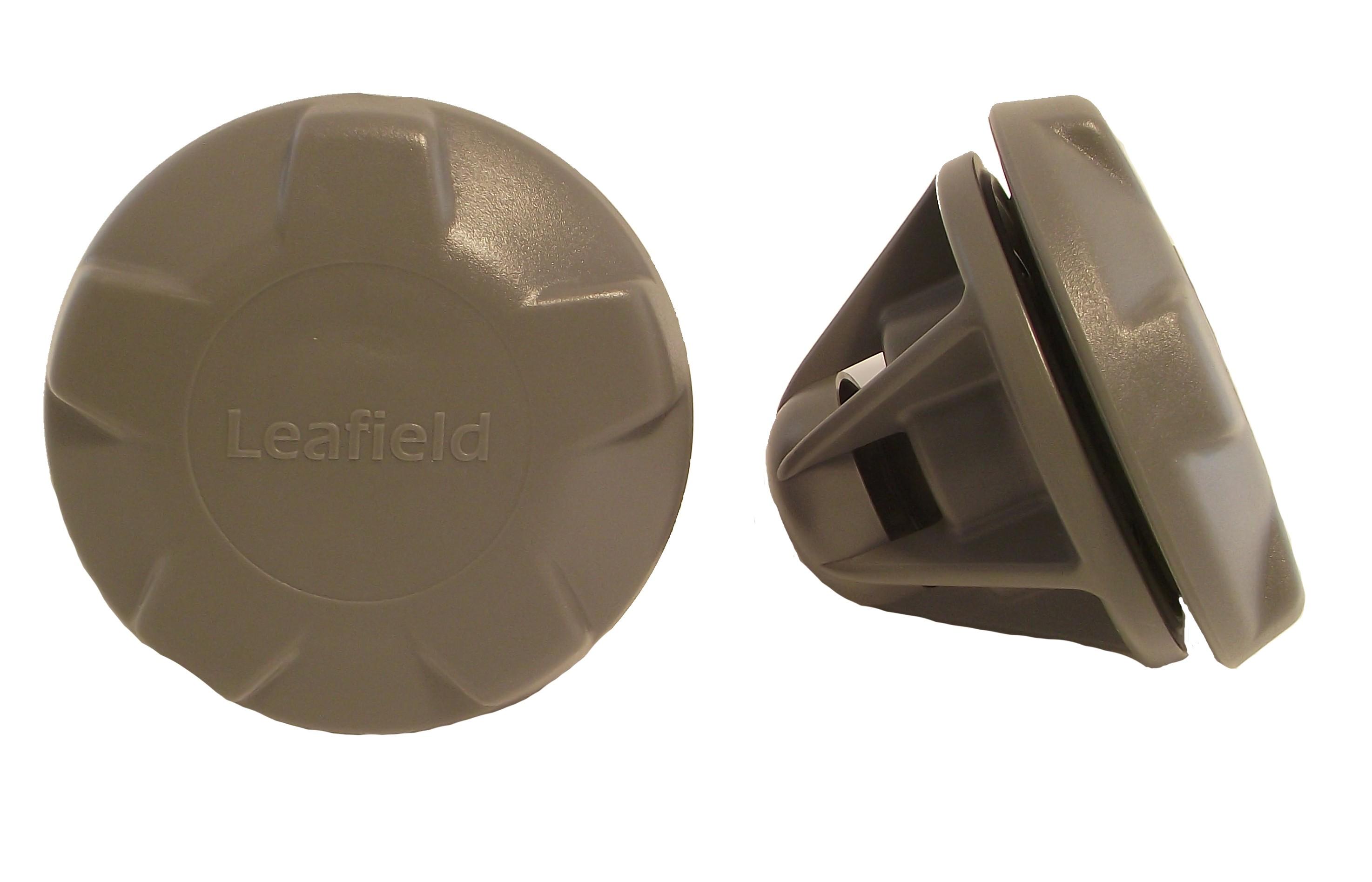 25.24 - Βαλβίδα Φουσκώματος LEAFIELD D7 Χρώμα Μαύρο