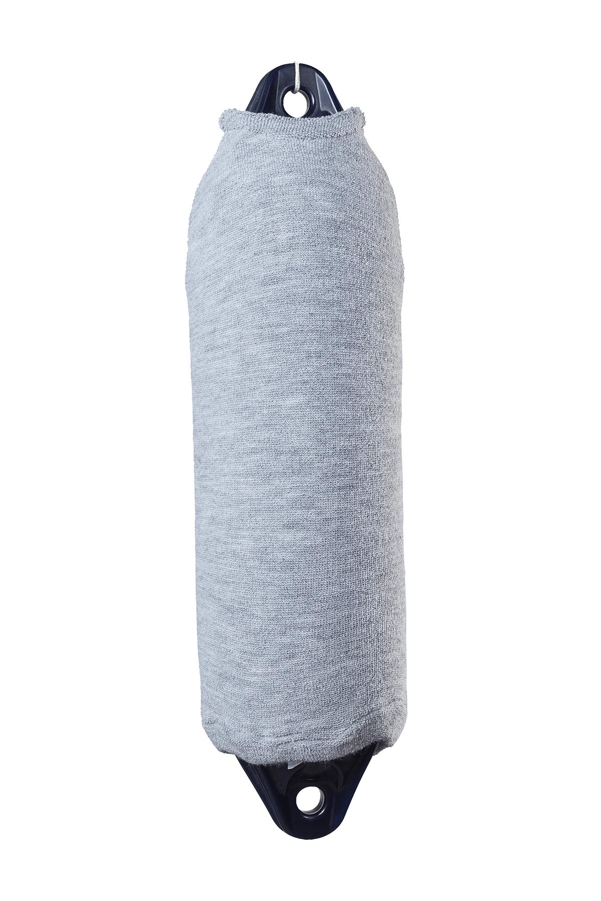 22.96 - Καλύμματα Μακρόστενων Μπαλονιών 63cm Χρώματος Ανοιχτού Γκρι - Σετ Των 2 Τεμαχίων