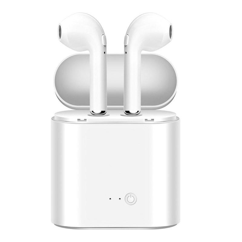 19.9 - Ασύρματα Ακουστικά Bluetooth i7s