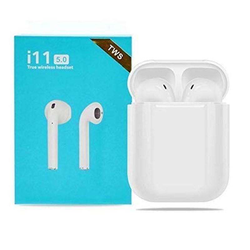24.9 - Ασύρματα Ακουστικά με Bluetooth i11 TWS