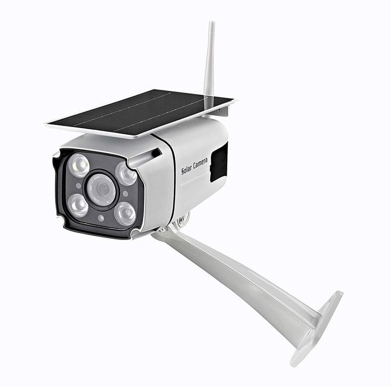 Ασύρματη Κάμερα Παρακολούθησης με Ηλιακό Πάνελ OEM