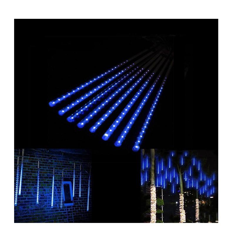 Διακοσμητικός Φωτισμός LED Μπλε Βροχή SMD Led Shower OEM